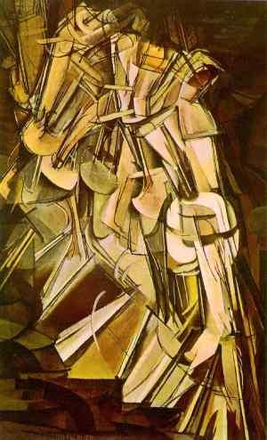 Duchamp, Nude