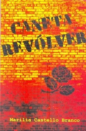 Livro da psicóloga Marília Castello Branco - a divina Rosa -