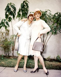 Tony Curtis with Jack Lemmon in Some Like it Hot (1959)