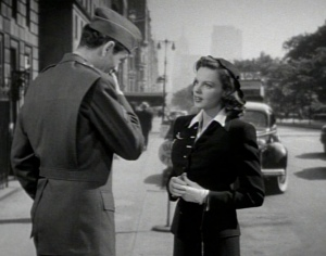 judy garland robert walker the clock 1945 dir vincent minell